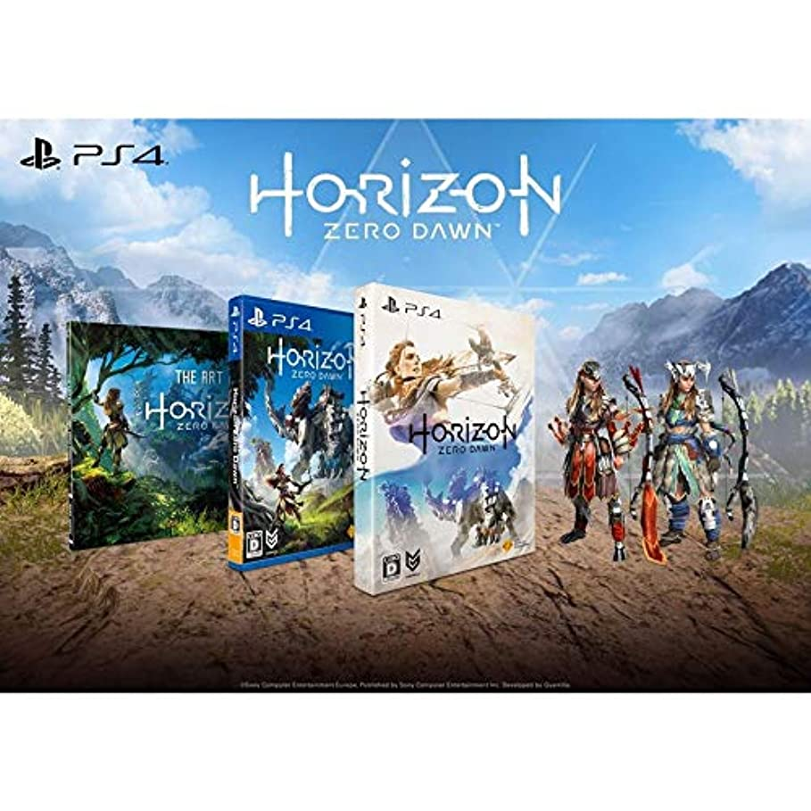 太鼓腹櫛決済Horizon Zero Dawn 初回限定版 - PS4