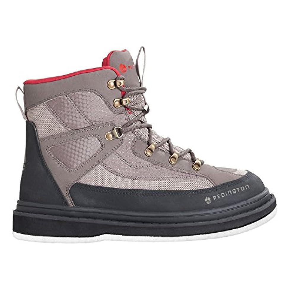 めまい市民拒絶するRedington Skagit川Felt Wading Boots、サイズ9