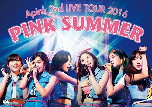 Apink 2nd LIVE TOUR 2016「PINK SUMMER」at 2016.7.10 Tokyo International Forum Hall A [DVD]