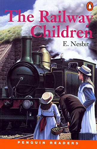 *RAILWAY CHILDREN                  PGRN2 (Penguin Reading Lab, Level 2)の詳細を見る
