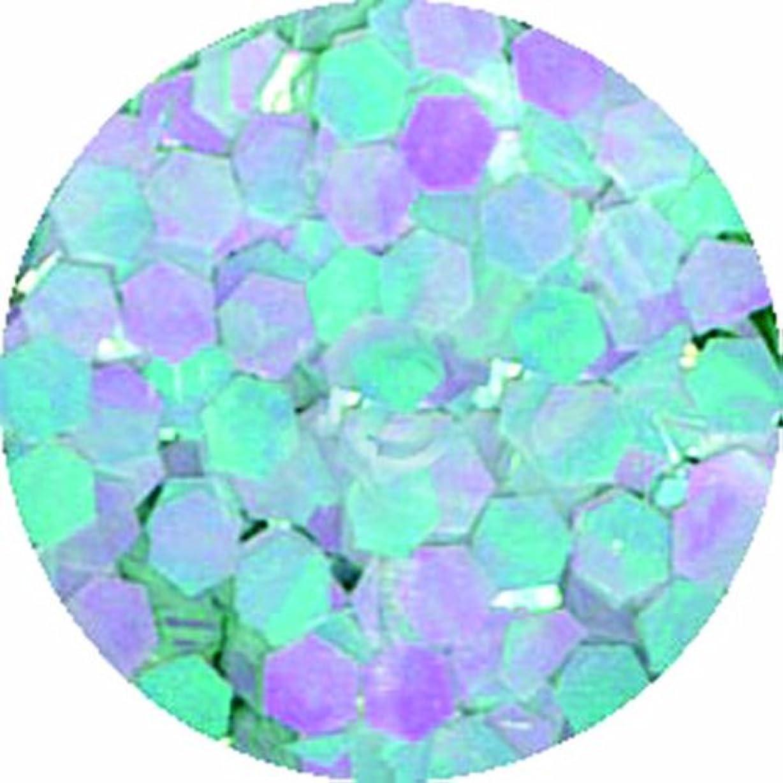 貧困ラフ抗生物質ビューティーネイラー ネイル用パウダー 黒崎えり子 ジュエリーコレクション パステルパールグリーン2.5mm