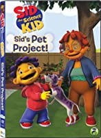Sid the Science Kid: Sid's Pet Project [DVD] [Import]