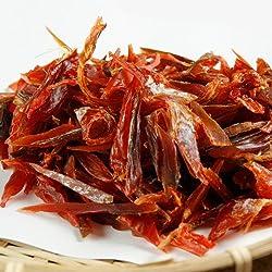 鮭とば 北海道産天然秋鮭使用 一口サイズ 鮭とば 大容量200g 送料無料