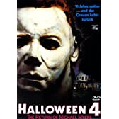 Halloween 4: The Return of Michael Myers [DVD] [Import]