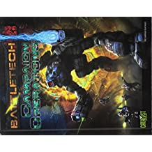 PSI Battletech Campaign Operations RPG Board Game