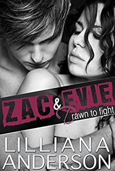 Drawn to Fight: Zac & Evie: New Adult, Standalone Fighter Romance by [Anderson, Lilliana]