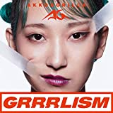 【Amazon.co.jp限定】GRRRLISM(通常盤)(GRRRLISMステッカー Amazon ver.付)