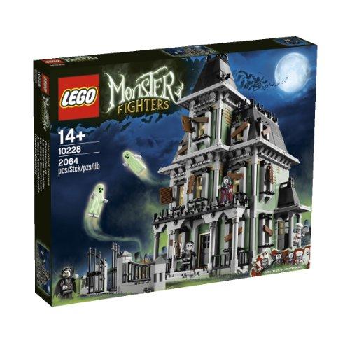 レゴ モンスター・ファイター 幽霊屋敷 10228