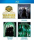 マトリックス ワーナー・スペシャル・パック(初回仕様/3枚組) [Blu-ray]