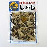 浅舞婦人漬物研究会 秋田の田舎漬 しめじ 90g