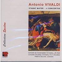 Vivaldi: Stabatmater/Concertos