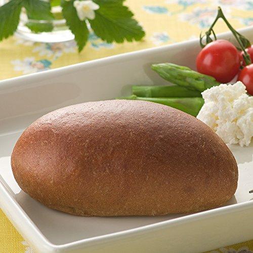 低糖工房 小麦ふすま使用の低糖質ロールパン 1袋10本入り 糖質2.3/本