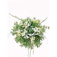 野花のリングピロー手作りキット【ナチュラルウエディング】