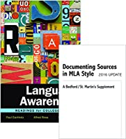 Language Awareness + Documenting Sources in Mla Style 2016 Update