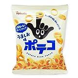 【食べきり・ミニサイズ】 東ハト 28g ポテコ うましお味 20袋入 スナック菓子