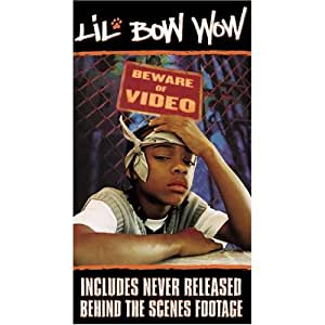 Lil' Bow Wow: Beware of Video [VHS] [Import]