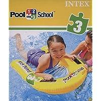 INTEX(インテックス) プールスクールキックボード 79×76cm 58167 [日本正規品]