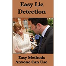 Easy Lie Detection