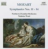 Mozart: Symphonies Nos 11-14 (1995-04-07)