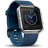 【日本正規代理店品】Fitbit スマートフィットネスウォッチ Blaze Large Blue FB502SBUL-JPN FB502SBUL-JPN
