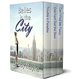 Belles in the City: 3 Full Length novels in 1 by [Mayne, Debby]