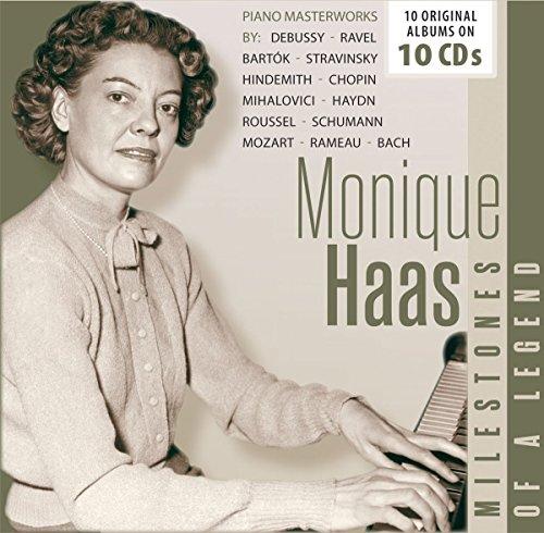 Monique Haas/ 10 Original Albums