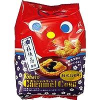 【販路限定品】東ハト キャラメルコーン 桔梗信玄餅味 77g×12袋