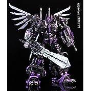 Transformers Mastermind Creations MMC Reformatted R-20N Nero Rex Con Exclusive Black Predaking by BestGrey [並行輸入品]