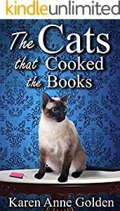 The Cats that Cooked the Books (The Cats that . . . Cozy Mystery Book 11) (English Edition)
