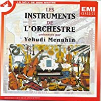 Insruments of the Orchestra