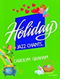 Holiday Jazz Chants (Jazz Chants Series)