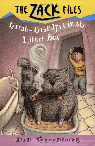 Zack Files 01: My Great-grandpa's in the Litter Box (The Zack Files)の詳細を見る