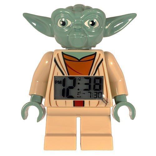 LEGO Star Wars Figure Clock - Yoda [並行輸入品]