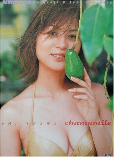 chamomile―井川絵美写真集 (New Face Girls)