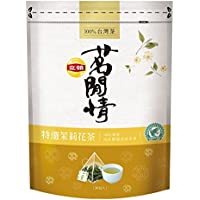 《立頓》 茗間情 茉莉花茶(台湾リプトン-ジャスミン茶)(三角ティーバッグ-40入/包) 《台湾 お土産》 [並行輸入品]