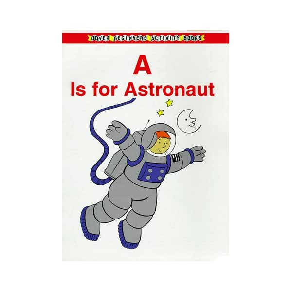 A Is for Astronaut (Begi...の商品画像