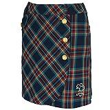 キャロウェイゴルフ Callaway Golf スカート タータンチェックストレッチスカート 241-7225804 レディス ネイビー 120 L
