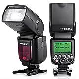 TARION TF685N I-TTL カメラフラッシュ スピードライトストロボ HSS 1/8000S S1 S2 2.4G ワイヤレスシステム内蔵 Nikon Dslr デジタル 一眼レフカメラ に対応
