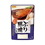 日本食研 ぶり照焼のたれ (50g×2P)×3個