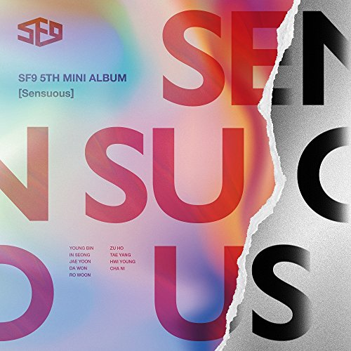 SF9 – SF9 5th Mini Album [Sensuous] [FLAC + MP3 320 / WEB] [2018.07.31]