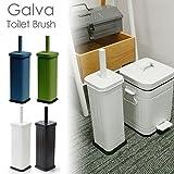 Galva(ガルバ) トイレブラシ マット/ サニタリー お掃除 おしゃれ レトロ オリーブ