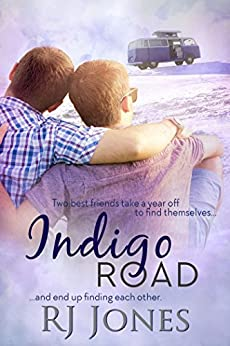 Indigo Road by [Jones, RJ]