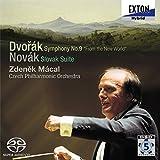ドヴォルザーク 交響曲第9番「新世界より」 他