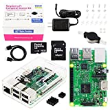 Raspberry Pi3 コンプリートスターターキット (Standard 16G)