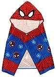 フード付きタオル スパイダーマン ファイター 約50×100cm CE468200