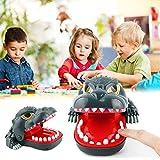 Cido トリッキーな恐竜 噛む指のおもちゃ 大きい口 子供の遊び ゲームの子供たち 動物