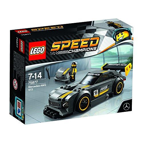 [해외] 레고(LEGO) 스피드 챔피언 메르세데스AMG GT3 75877-75877 (2017-03-03)