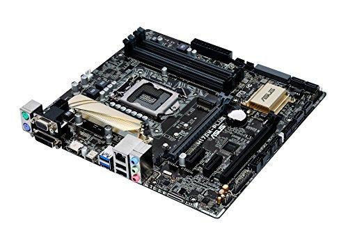 ASUSTeK Intel H170搭載 マザーボード LGA1151対応 H170M-PLUS 【uATX】