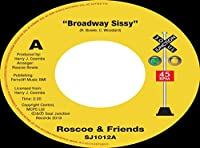 "Broadway Sissy - Roscoe And Friends, Tojo 7"" 45"