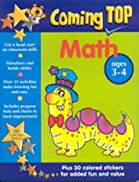 Coming Top Math: Ages 3-4